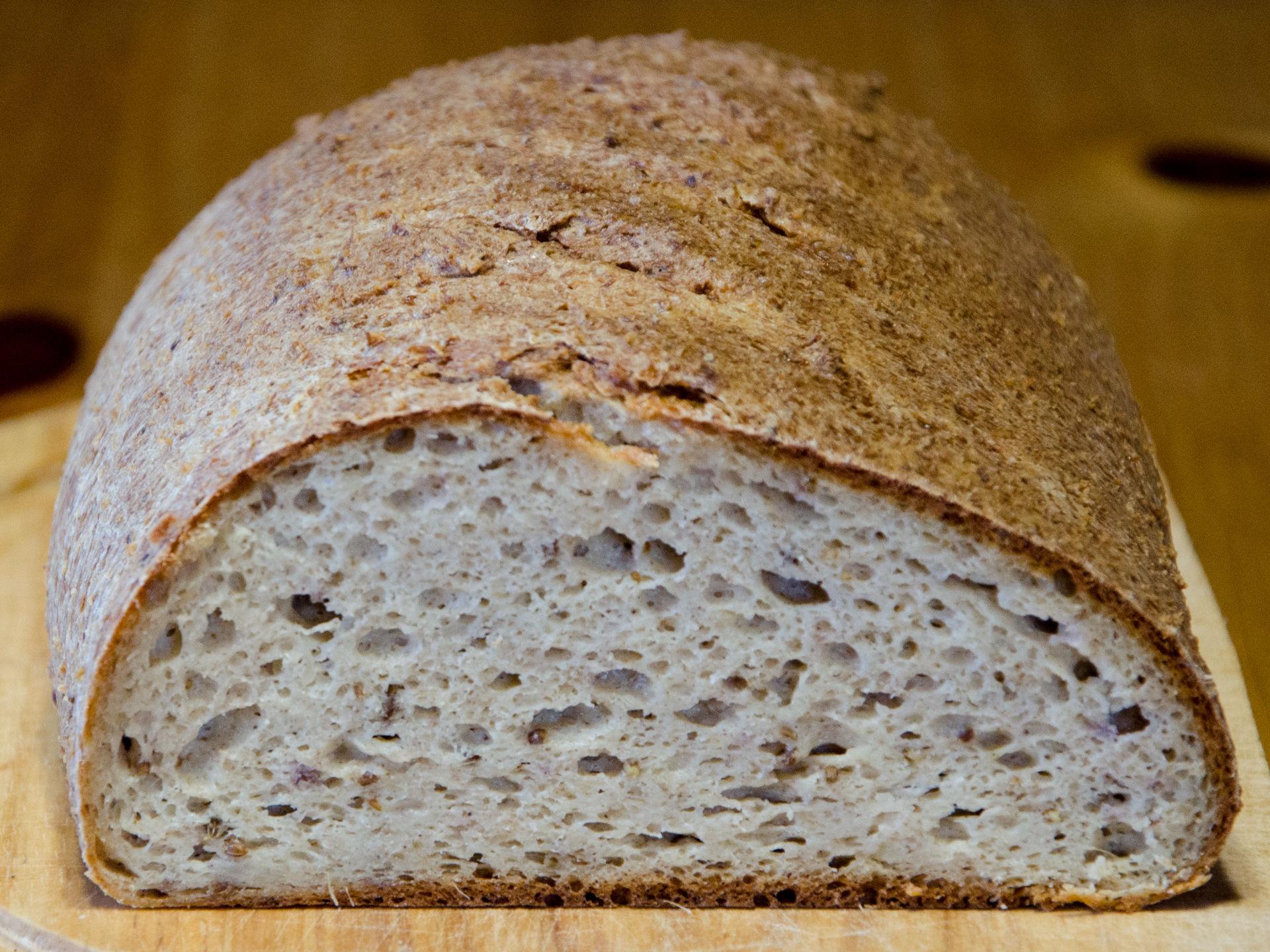 tvarohový chlebík primal