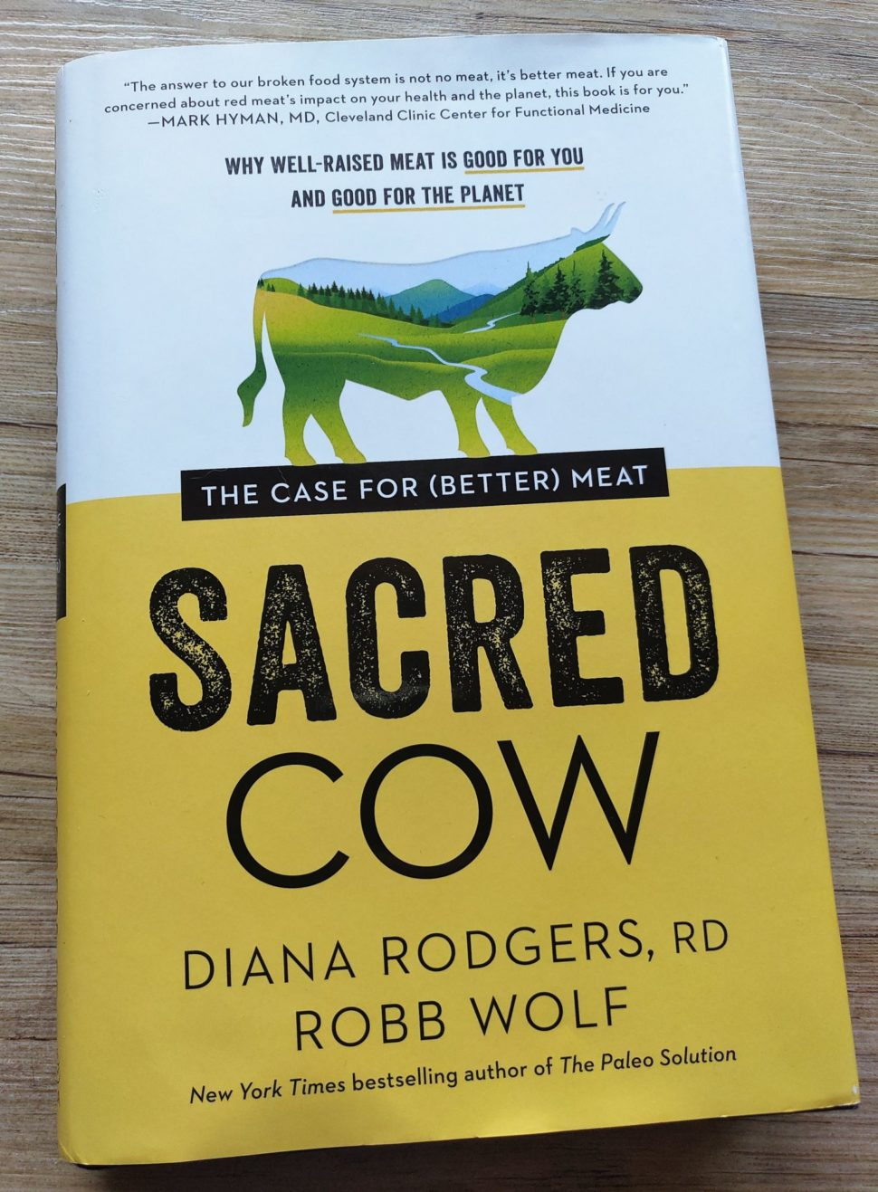 Sacred Cow obal