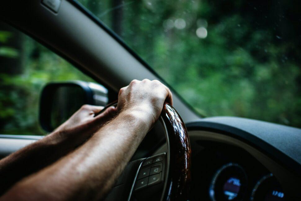 koučování sedadlo řidiče